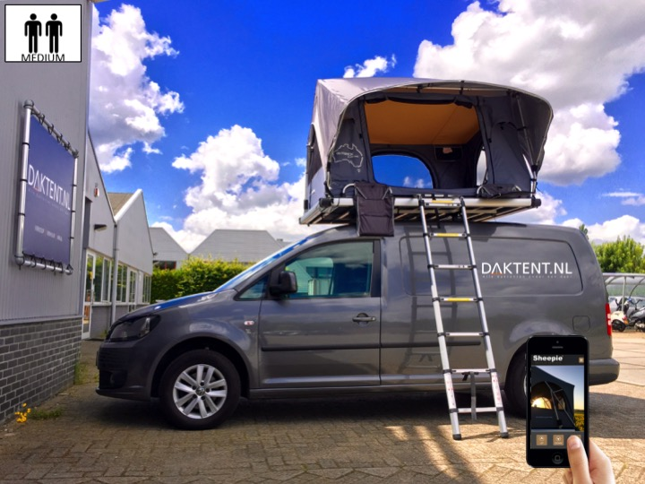 Outback Electric daktent sheepie