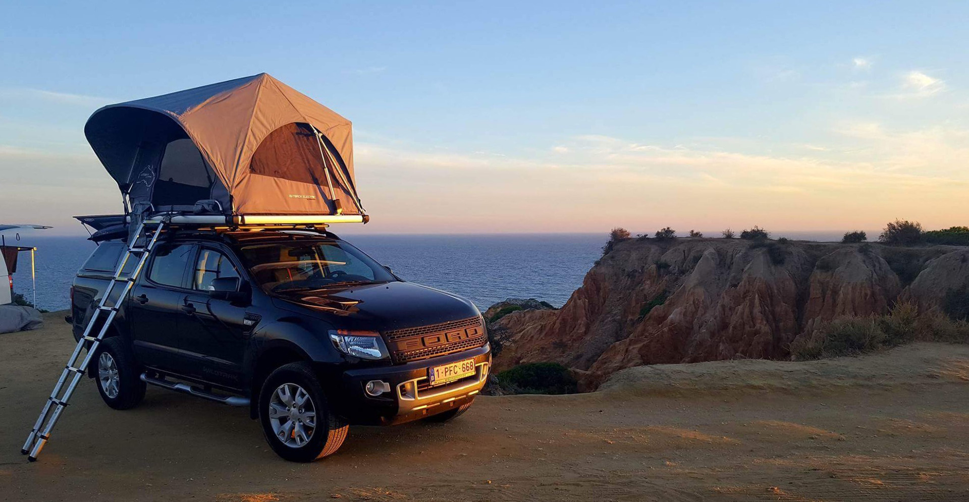 Outback Electric daktent