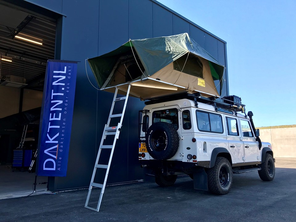 Defender daktent jazz 140