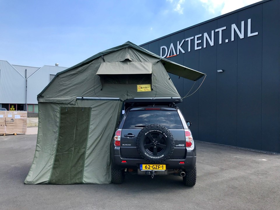 T-Top roof tent annex