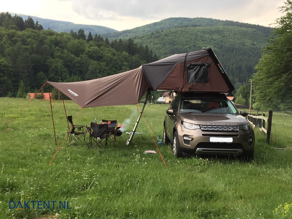 Discovery iKamper Awning