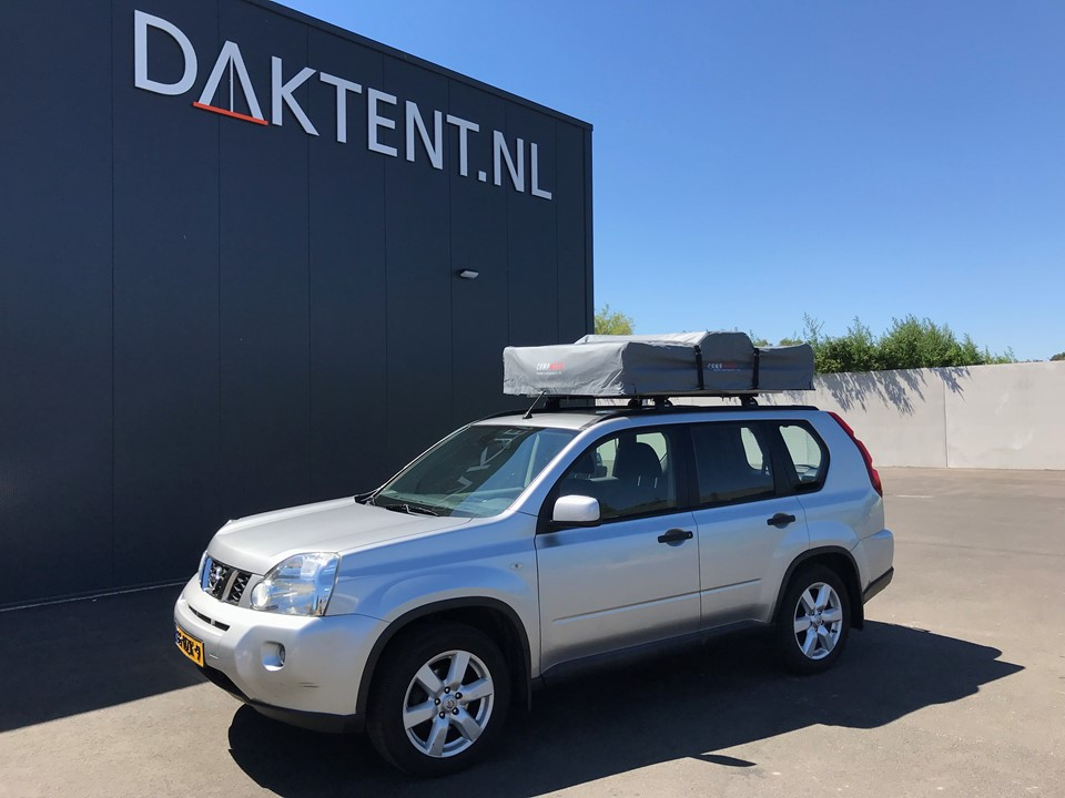 Nissan X-Trail roof tent Campwerk Adventure (2)
