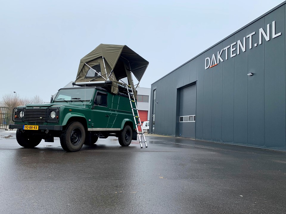 Defender Jimba roof top tent