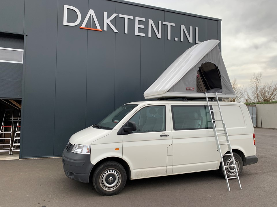 Transporter daktent Columbus open