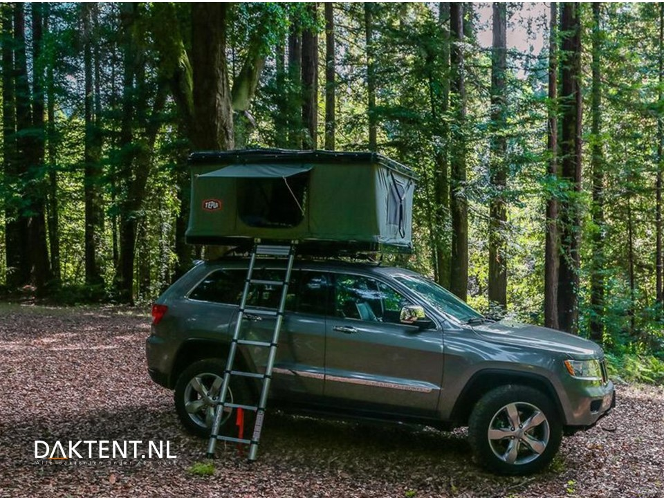 Roof top tent Thule Tepui HyBox