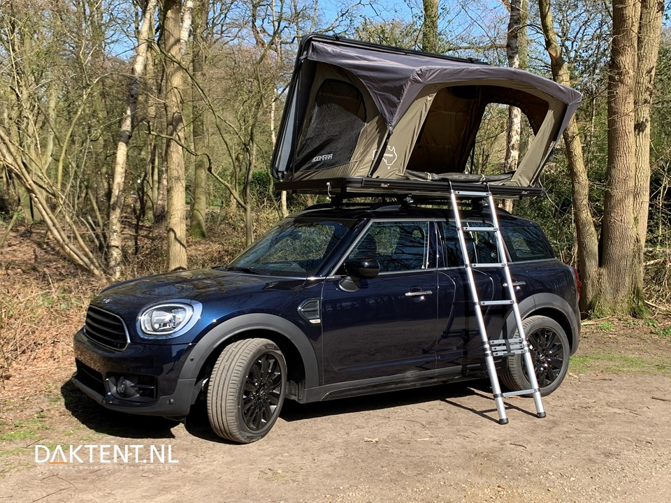 Mini countryman roof top tent sheepie Bookara
