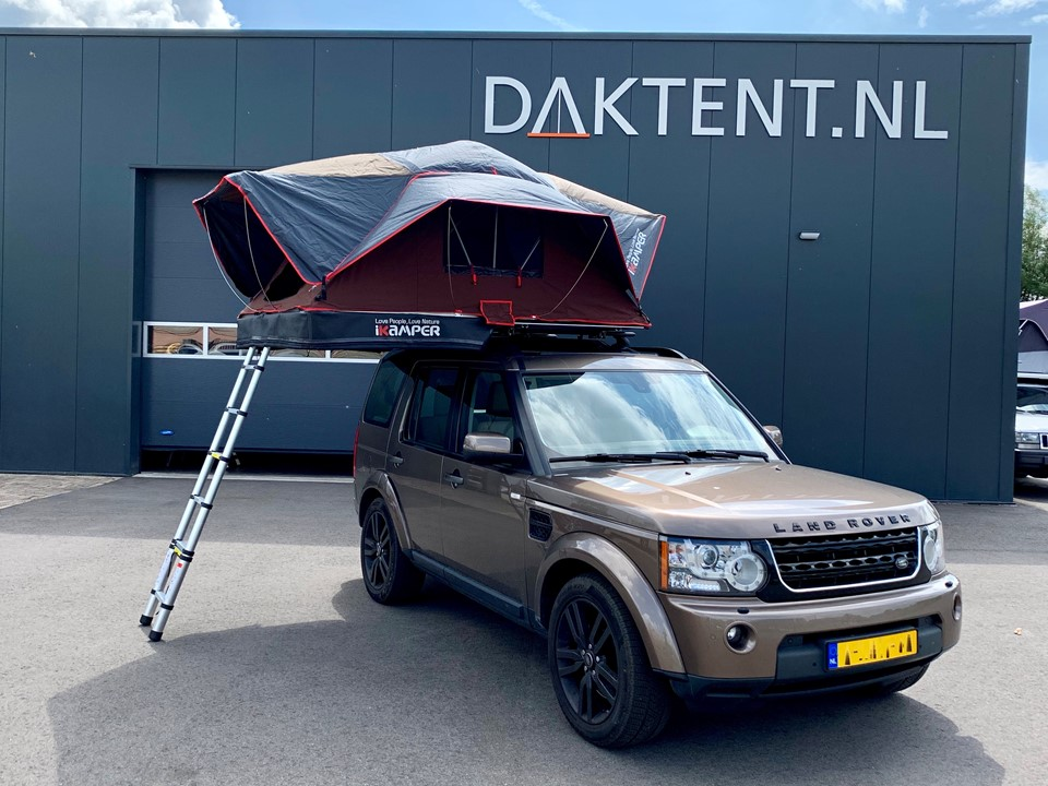 X-Cover rooftent Landrover Discovery 4